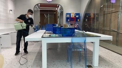 上海市徐汇区Art Lab+艺术实验室除甲醛-教育培训除甲醛案例