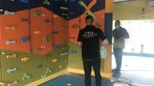 北京市朝阳区超级飞侠未来运动馆室内除甲醛-教育培训除甲醛案例