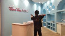 北京市朝阳区Tippi Toes 蒂美优国际儿童舞蹈中心室内除甲醛-教育培训除甲醛案例
