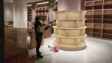 上海市闵行区尚嘉中心服装店室内除甲醛-商铺物业除甲醛案例