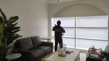 北京市朝阳区富力家园底商室内除甲醛-商铺物业除甲醛案例