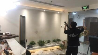 上海市徐汇区柏金美容养生会所除甲醛-医疗健康除甲醛案例