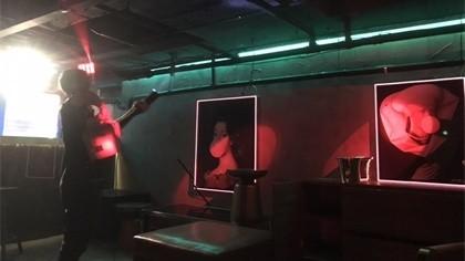 上海市静安区巨鹿路酒吧室内除甲醛-娱乐会所除甲醛案例