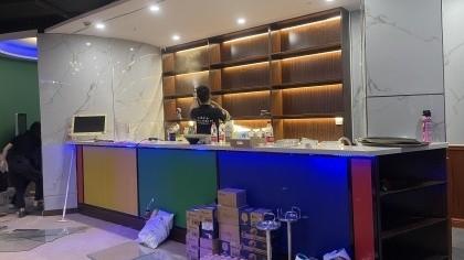 上海市长宁区钢琴酒吧室内除甲醛-娱乐会所除甲醛案例