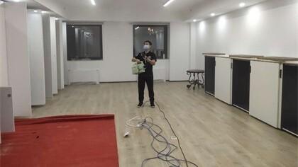 北京市朝阳区盛福大厦室内除甲醛-其他机构除甲醛案例